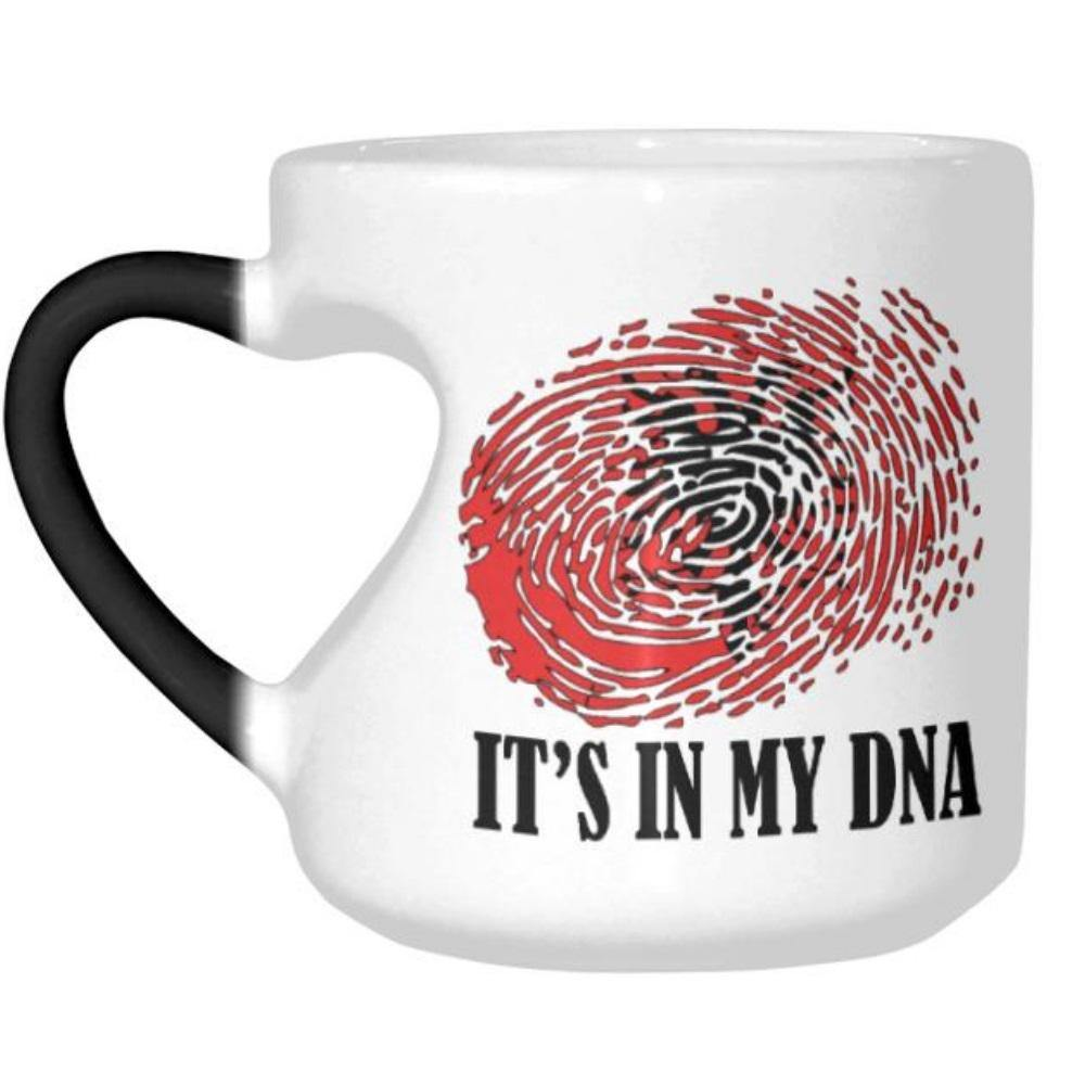 Albania It's In My DNA Color Changing Mug