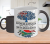 Color Changing Mug-South African Australia !