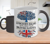 Color Changing Mug-New Zealand British!