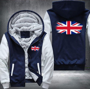 British Fleece Hoodie Limited Edition