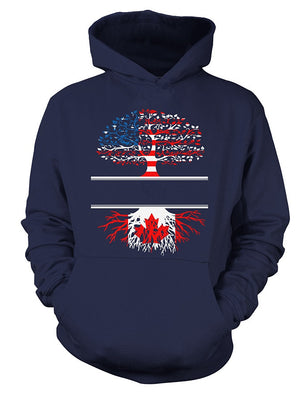 [Personalized] American Canadian