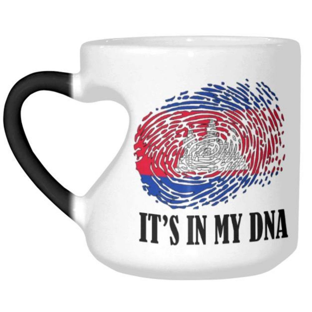 Cambodia It's In My DNA Color Changing Mug