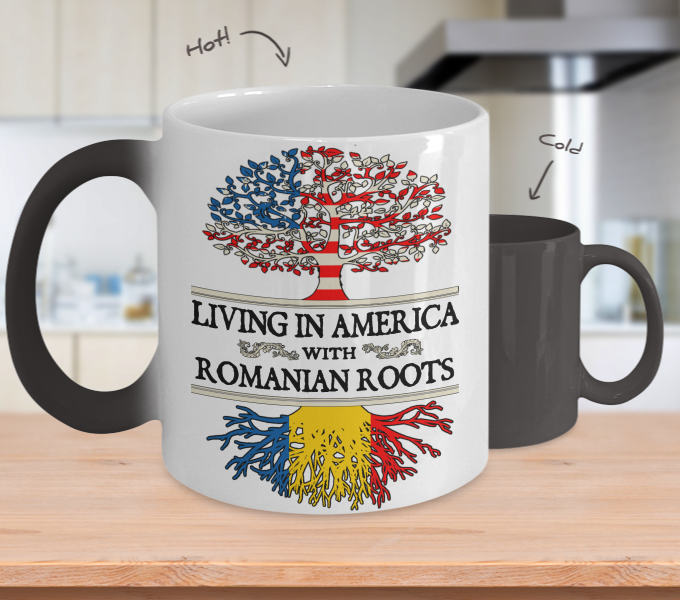 Color Changing Mug-Grab Yours Now Before It's Gone !