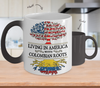 Colombian American -Color Changing Mug