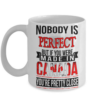 Perfect Canadian Mug !