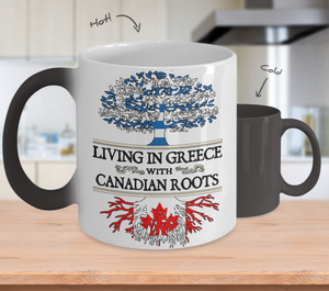 Living in Greece With Canadian Roots