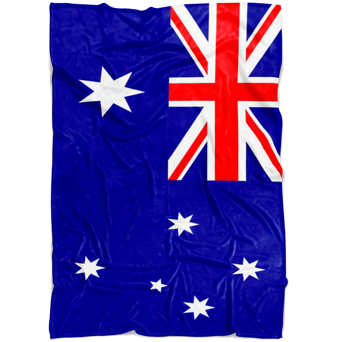 Australia Fleece Blanket
