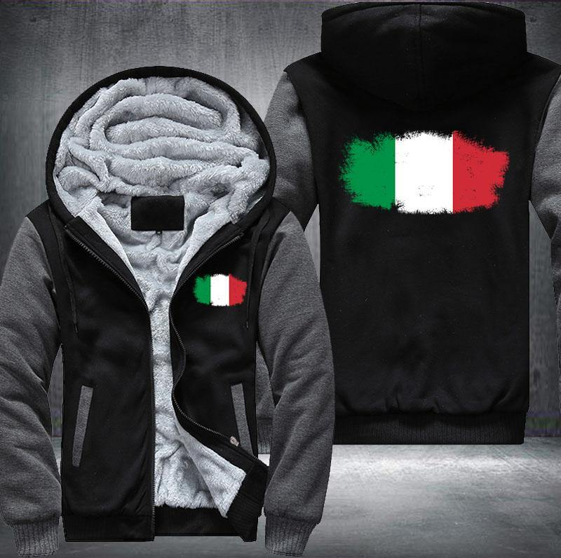 Italian Fleece Hoodies Limited Edition