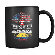Colombian Roots 11oz Mug !