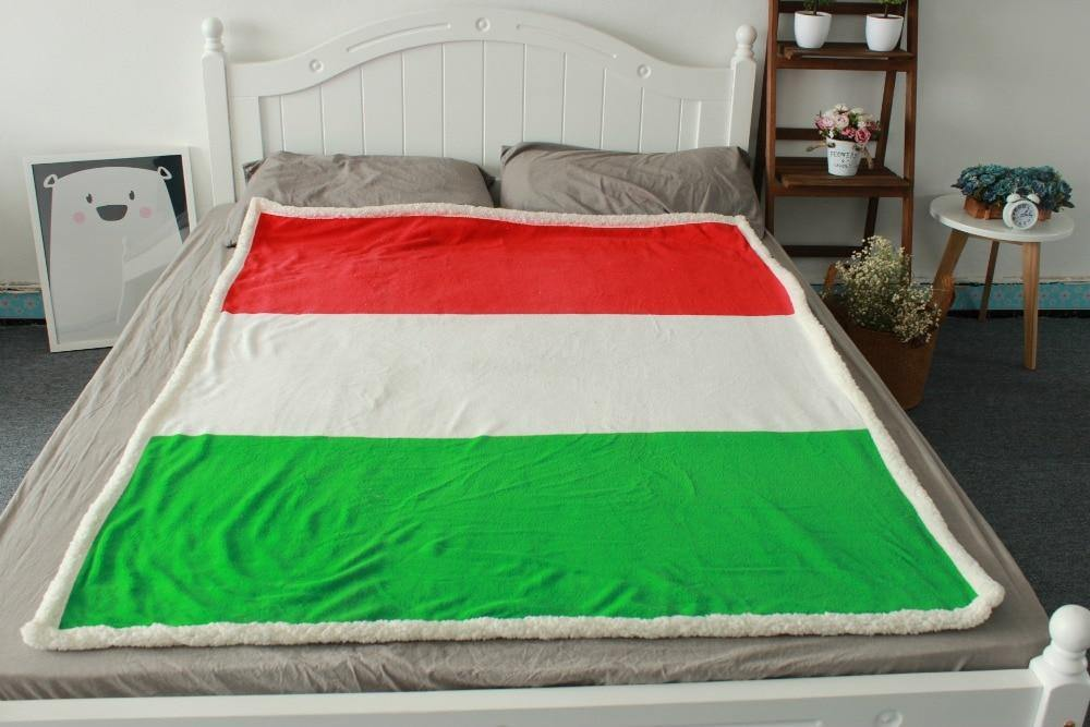 Italy Fleece Blanket