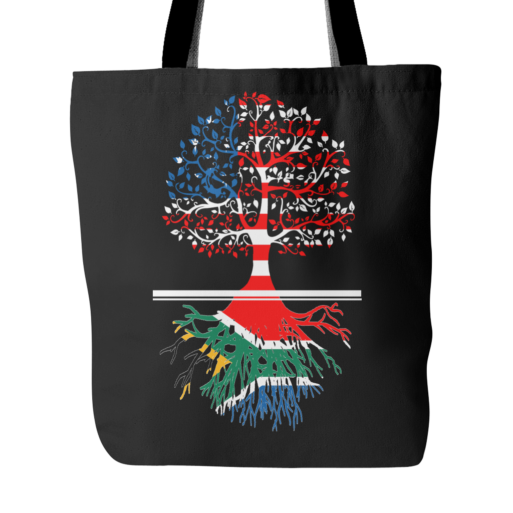American South African Tote Bag