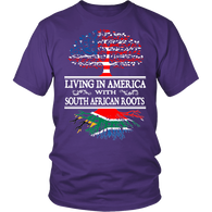 American South African Tees !