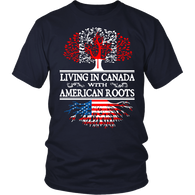 Living in Canada With American Roots !