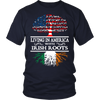 Living in America With Irish Roots