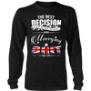 Perfect Gift For Your Wife/Husband ! Best Decision was a Brit !