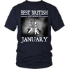 Best British Are Born In January !