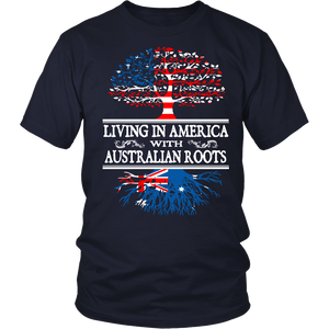 Living in America With Australian Roots