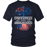 Living in Australia WIth American Roots !