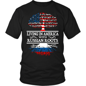 Living in America With Russian Roots !