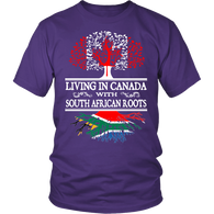 Canadian South African Tees !