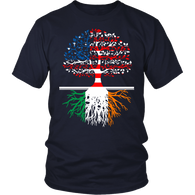 American Irish Roots Shirt !
