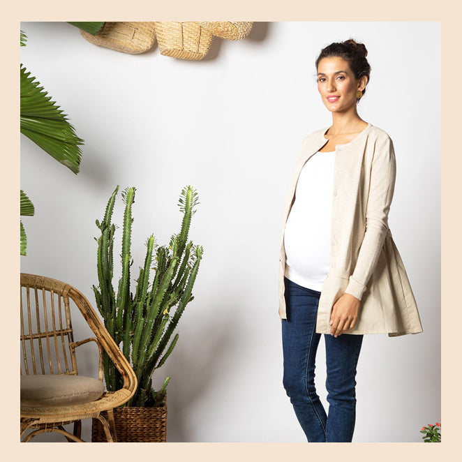 Your go-to layering guide for pregnancy
