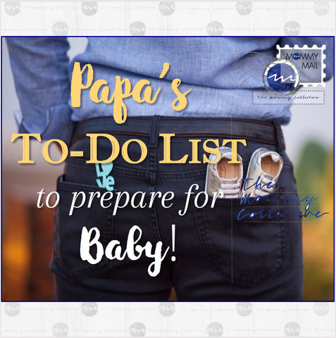 PAPA TO DO LIST
