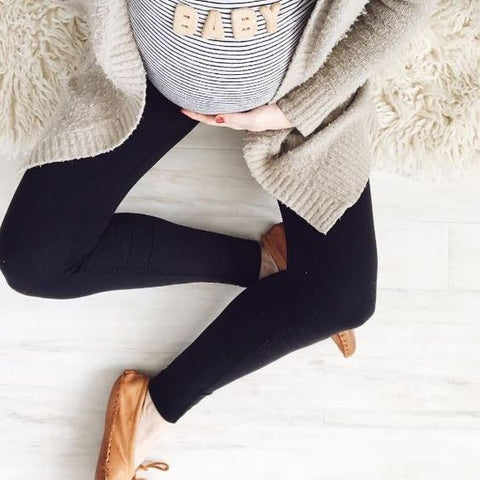 maternity bump leggings