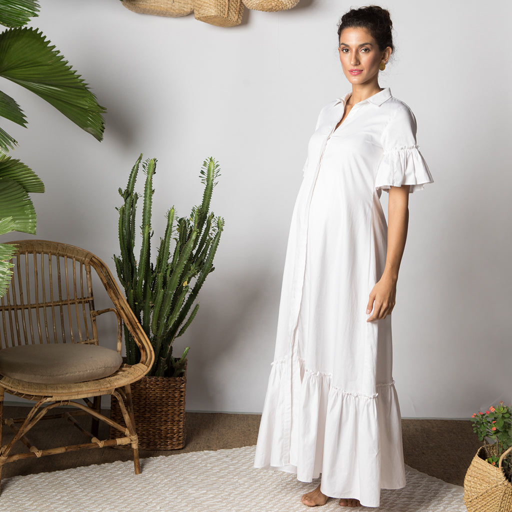 Maternity-Dresses-Maia-Maxi-Dress-Summer-White-Image3