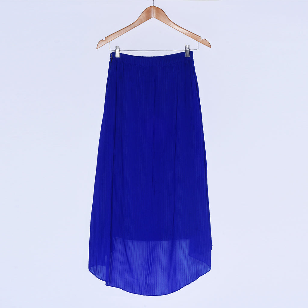 Maternity-Dresses-Cora-Pleat-Skirt-Electric-Blue-Image5
