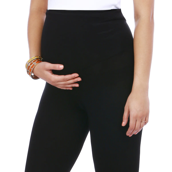 BUMP LEGGINGS - BLACK