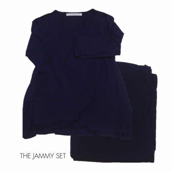 TMC BUMP - JAMMY SET, Maternity JAMMIES @ The Mommy Collective