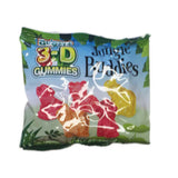Au'some 3-D Gummies Jungle Buddies 40g - UK Shop