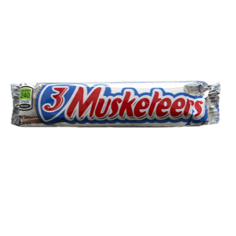 3 Musketeers Chocolate Bar 60.4g - UK Shop