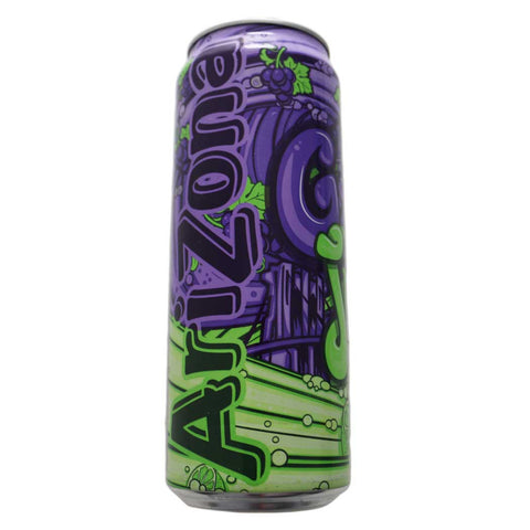 Arizona Grape Lime Rickey Iced Tea Cans 695ml - UK Shop