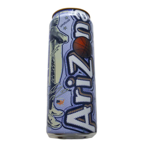Arizona Shaq Blueberry Cream Cans 695ml - UK Shop