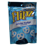Flipz White Chocolate Fudge Covered Pretzels 141g - UK Shop