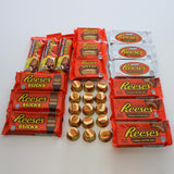 Reese's Genuine American Chocolate Gift Box - 30 Items - UK Shop