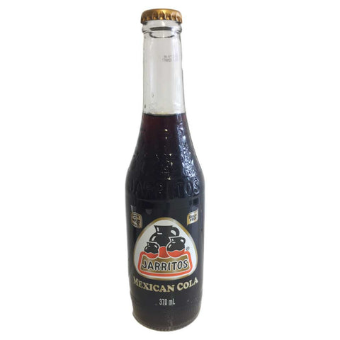 Jarritos Mexican Cola Soda 370ml - UK Shop