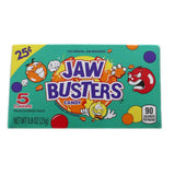 Jawbusters Candy, 5 Flavours 23g - UK Shop