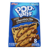 Kelloggs Pop Tarts Frosted Chocolate Chip Toaster Pastries 416g - UK Shop