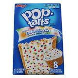 Kelloggs Pop Tarts Frosted Confetti Cupcake Toaster Pastries 416g - UK Shop