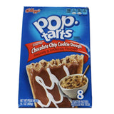 Kelloggs Pop Tarts Frosted Cookie Dough Toaster Pastries 400g - UK Shop