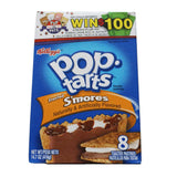 Kelloggs Pop Tarts Frosted Smores Toaster Pastries 416g - UK Shop