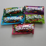 Skittles American Candy Selection Gift Box - 5 Items - UK Shop