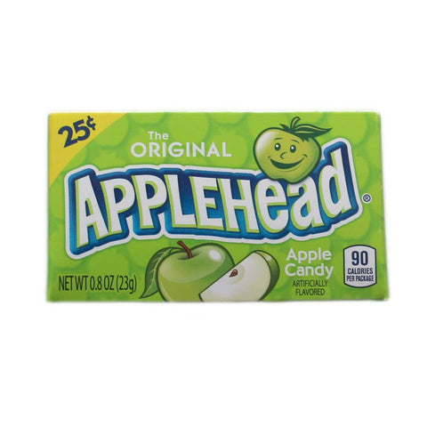 Appleheads The Original Apple Candy 23g - UK Shop