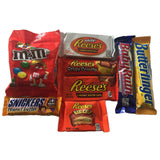 The Ultimate Peanut Butter Chocolate Gift Box - 8 Items - UK Shop