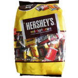 Hershey's Miniatures Assortment Bag 1130g - UK Shop