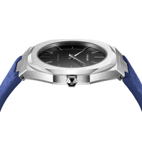 Ultra Thin Suede 40 mm - Blue Panarea