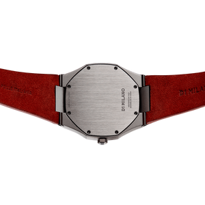 Ultra Thin Suede 40 mm - Modena Red